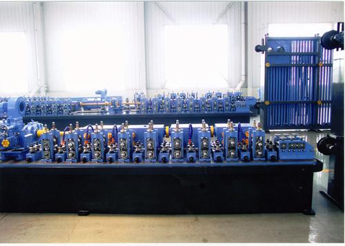 工业管焊管机主机
