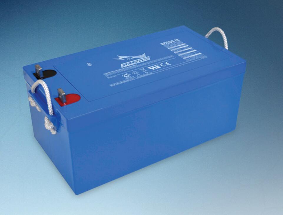 FULLRIVER蓄電池DC215-12 12V215AH通信係統