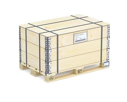 提供杭州可拆循環使用木箱多少錢 占國供