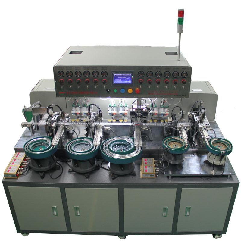迪迪 MGT-F60 三磁五磁磁路機組裝機
