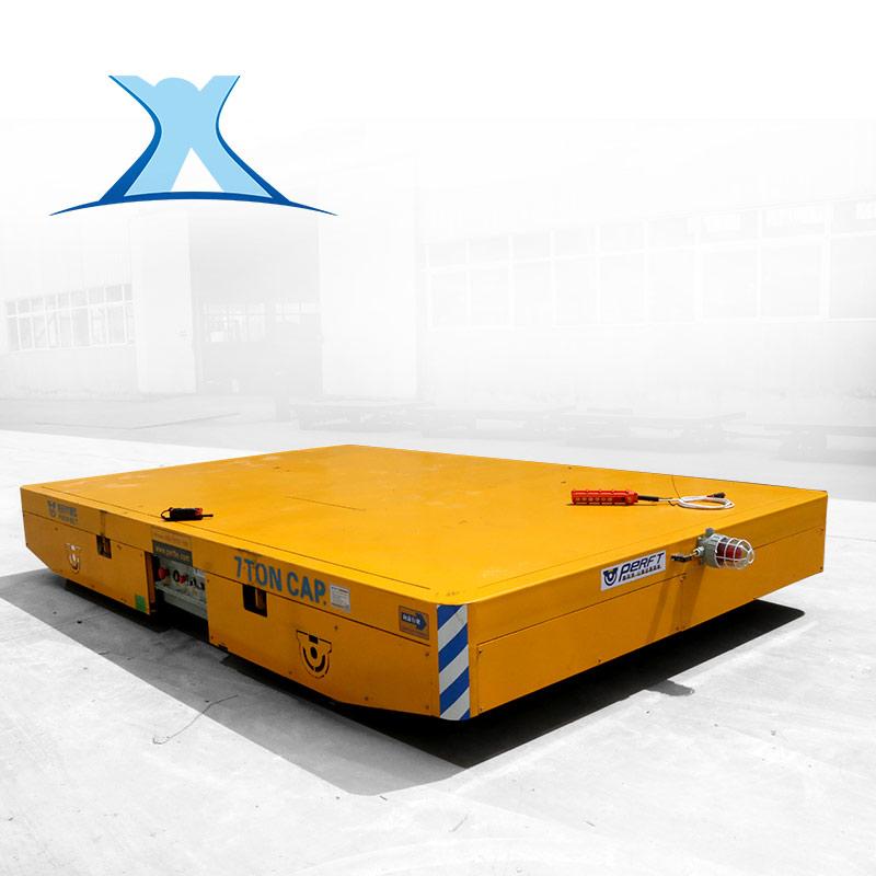 物料搬运系统机械化和自动化探伤房用轨道平车