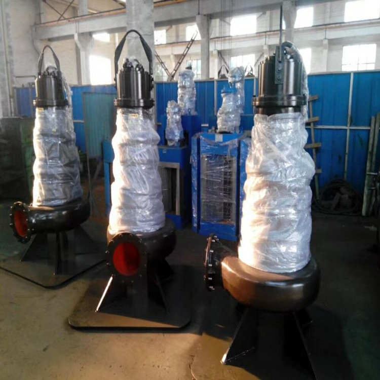 350QSZ-100立式潜水排污泵-立式轴流泵