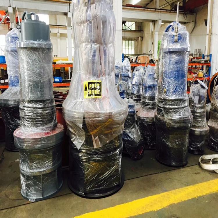 軸流泵-井筒式軸流泵東坡泵業