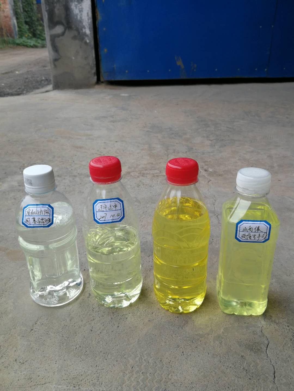 免蒸餾免酸堿不改變油品自身指標廢機油還原技術