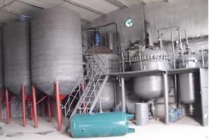 環保無污染廢機油煉柴油設備