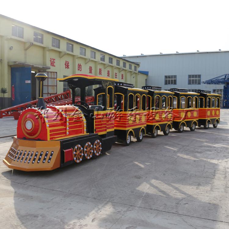儿童小火车生产厂家观光小火车