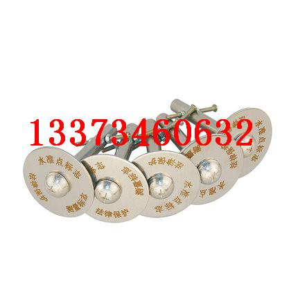厂家直销304不锈钢沉降观测点 测量测钉沉降标?#22659;?#38477;测钉