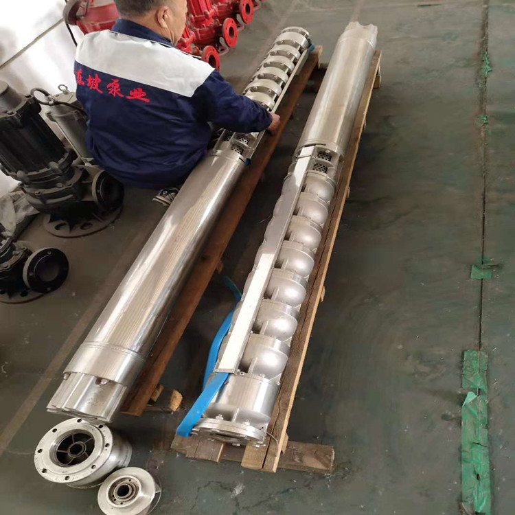 150QJ系列水浸式不锈钢潜水泵