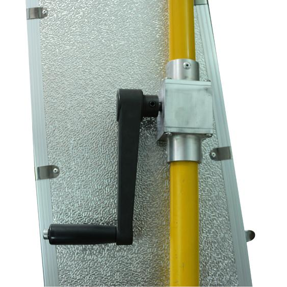 DDX-T1.8米架空导线绝缘杆带电作业剥皮装置剥皮器