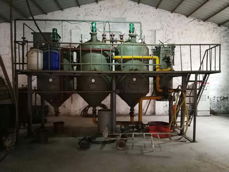 河南炼油成套设备