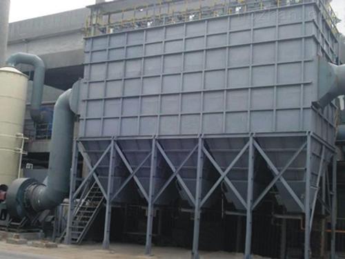 DDF型反吹风布袋除尘器
