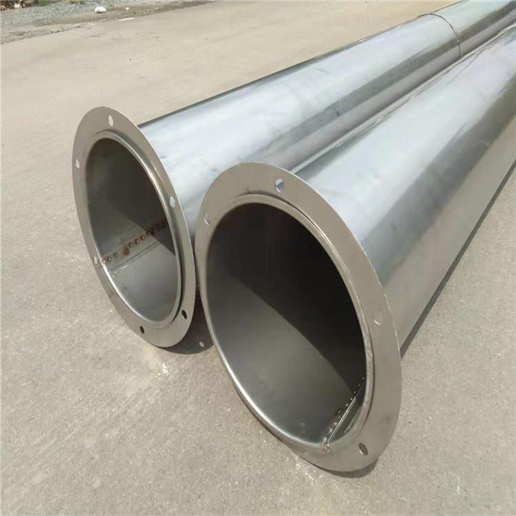 三水螺旋風管生產廠家 佛山通暢通風設備廠