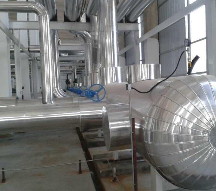 设备蒸压釜白铁皮保温工程防腐罐体保温施工队