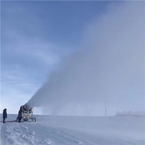 冰雪行业雪雕指定造雪机 国产品牌造雪机厂家