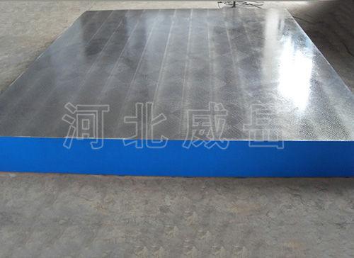 铸铁装配平台 货源直供 大量现货 可按要求定制