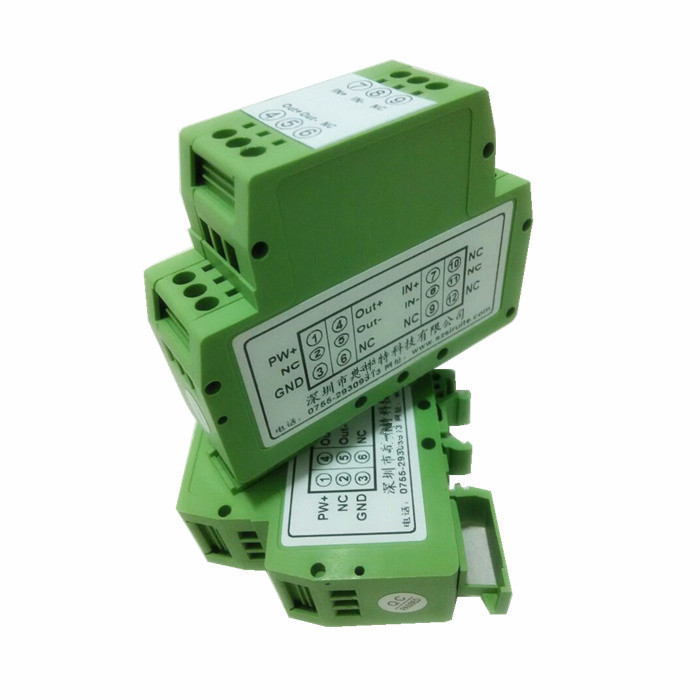 0-1KΩ/0-2KΩ转4-20ma、0-5v电位计、电子尺隔离器
