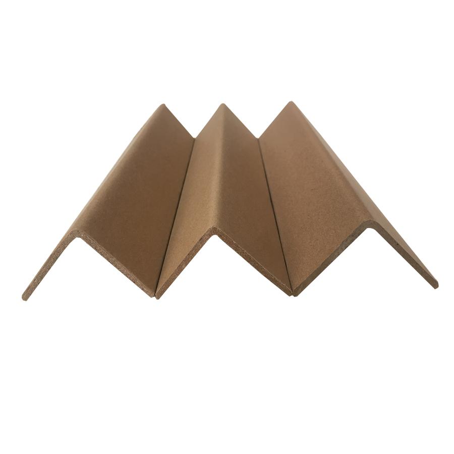 淄博铝材环形纸护角 物流发货 打包防撞