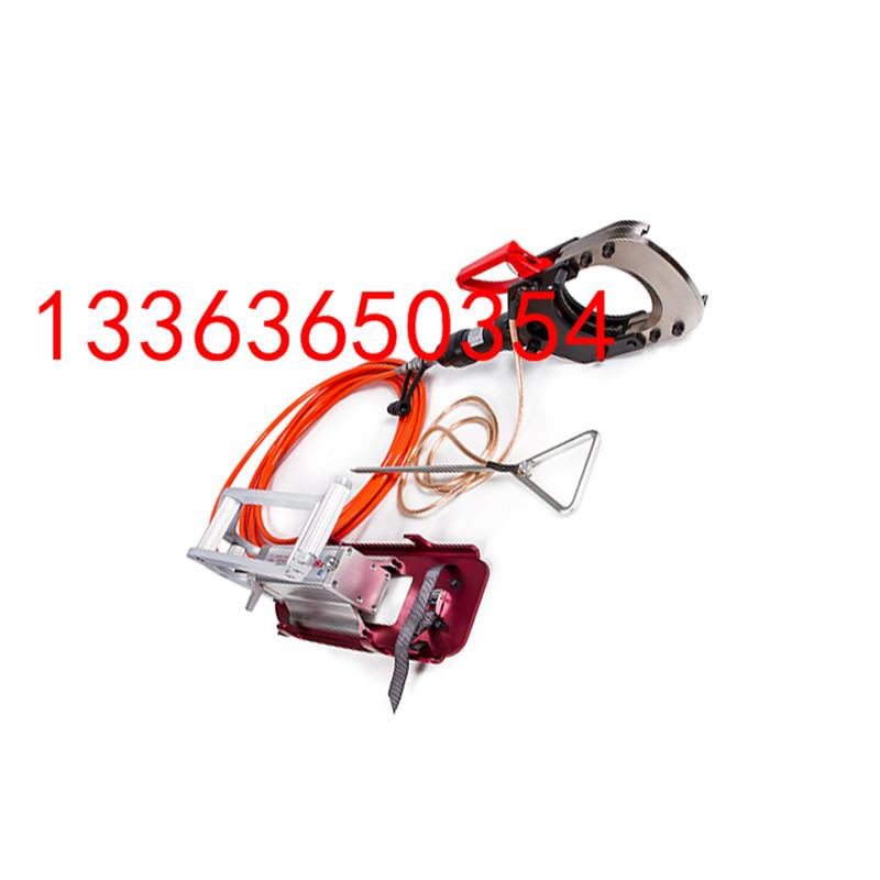 (KORT)SIC-35KV-132手动脚踏带电电缆防护安全切刀