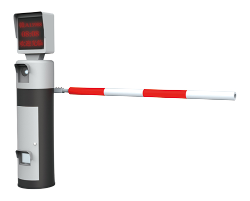 德州車牌識別道閘一體機設備