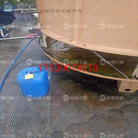 广东锅炉清洗公司油烟机风机清洗宏泰工程经验多年