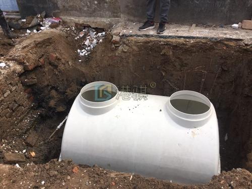 棗強玻璃鋼化糞池 農廁改造高壓沖水桶防凍-港騏