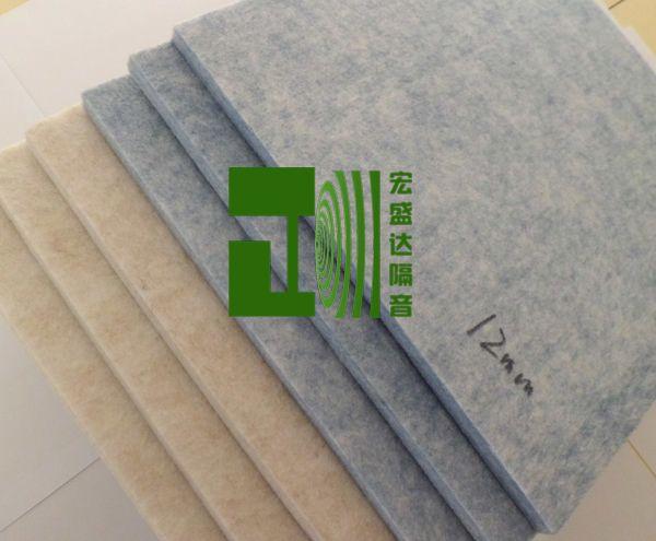 廠家批發聚酯吸音板環保吸音材料會所吸音辦事大廳吸音材料