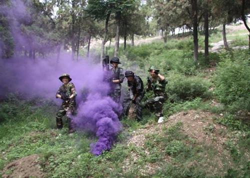 提升单位员工初期火灾处置能力,消防演习专用烟雾罐