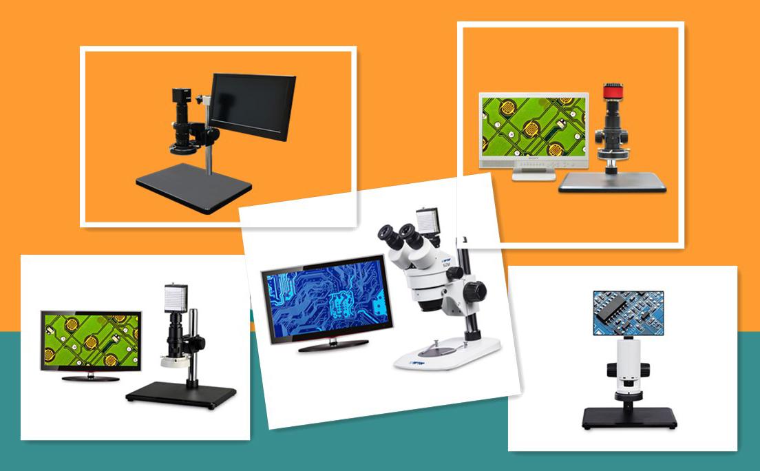 蘇州視頻顯微鏡,高清成像,匯光科技