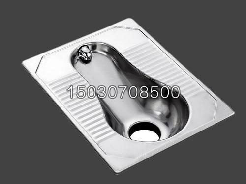 新凯不锈钢蹲便器  公厕精选厕具 厂家价格