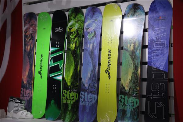 品牌滑雪板单双板加工厂家价格低型号全滑雪场专用
