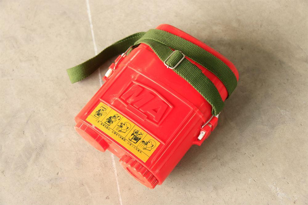 小型矿用压缩自救器 操作简单安全可靠 谁不服就服你