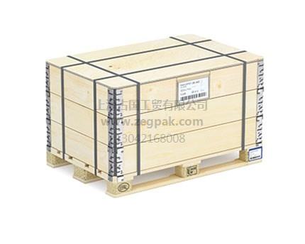 銷售上海青島實木圍板箱定制廠家 占國供
