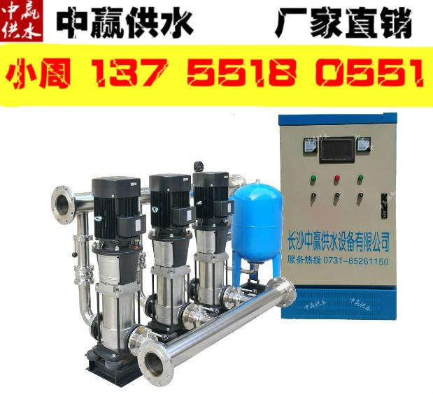 甘肅張掖隔膜式氣壓給水設備