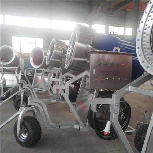 经久耐用质量好的品牌造雪机 滑雪场造雪机生产厂家