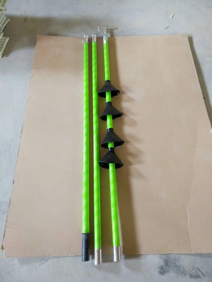 电工伸缩式高压令克棒绝缘棒高压拉闸杆