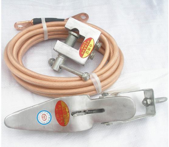 铜芯电缆线16平方高压接地线软铜线鼻子焊机焊把线