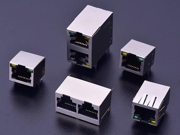 rj45网络接口专业性家强,认准TXGA网络接口连接器
