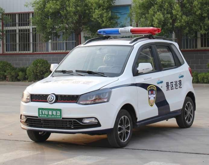 厂家供应旅游景区电动巡逻车