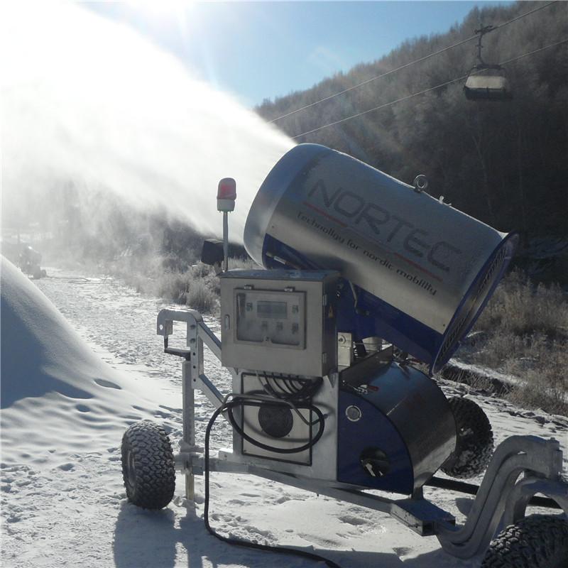 大型滑雪场景区人工造雪机采购 知名品牌造雪机厂家