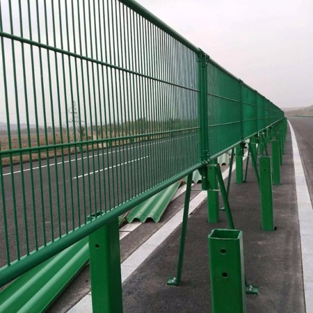 防眩网厂家 玻璃钢防眩网 道路中央隔离栅