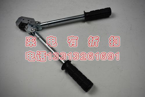 鐵路工具吊弦壓接鉗斜拉線壓接鉗整體式吊弦線壓接鉗價格優惠