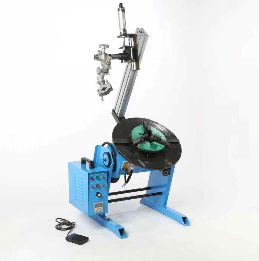 江蘇南京焊接旋轉平臺變位機環縫焊接變位器