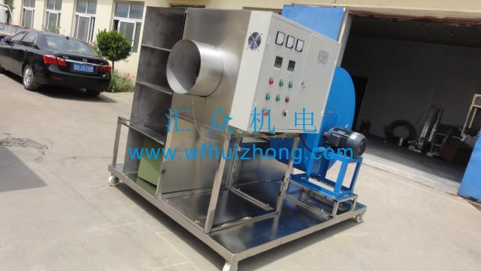 专业供应木材干燥热风机 可24小时连续运行 性价比高