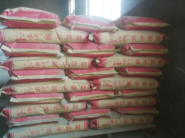 天津灌漿料價格筑牛牌高強無收縮灌漿料 實惠
