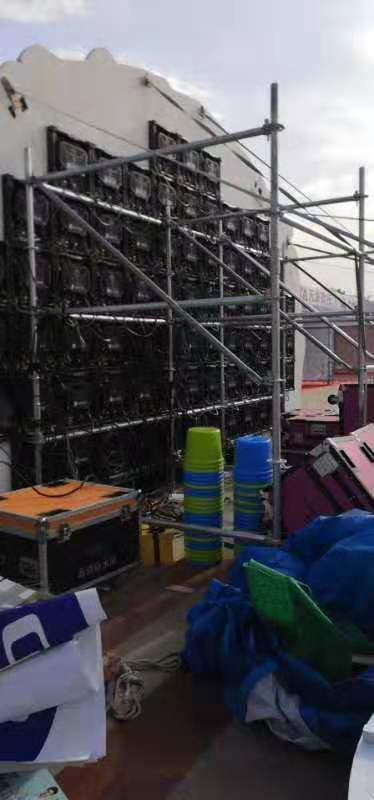 故城LED显示屏舞台