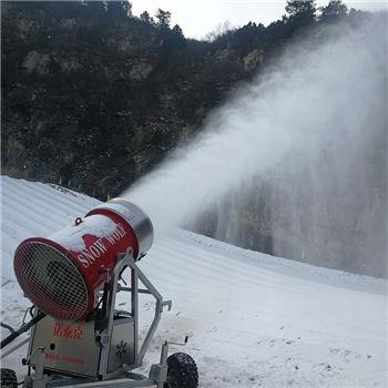 造雪机结构 大造雪量造雪机生产厂家