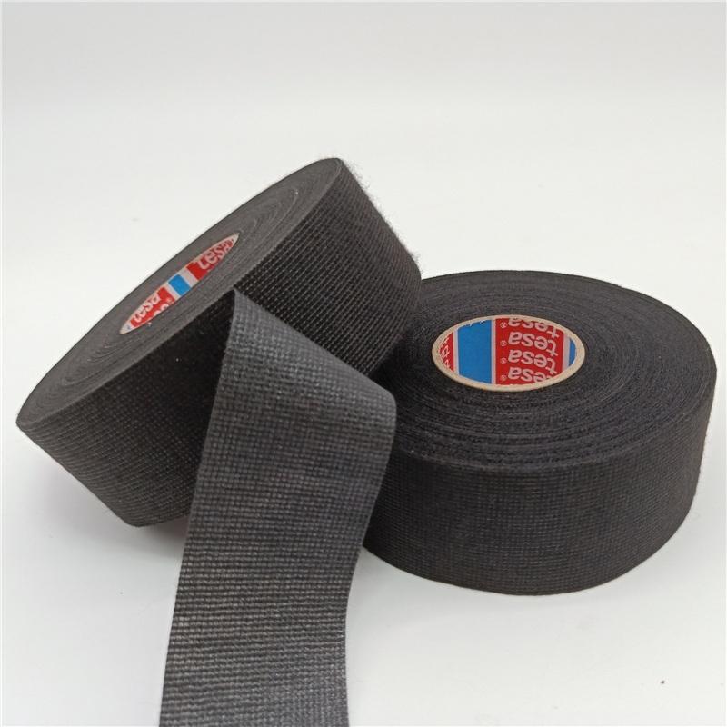 tesa51618 PET绒布线束胶带