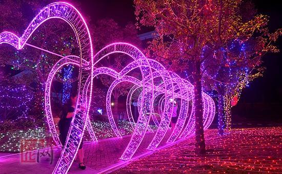 燈光秀展覽活動燈飾產品出租出售廠家