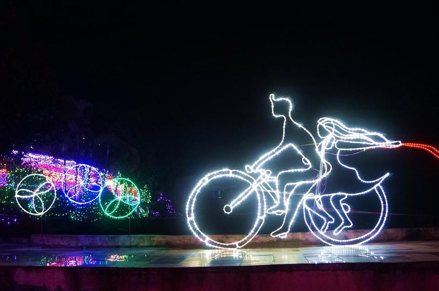 全國燈光節生產設計優質廠家燈光產品出售租賃