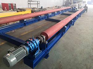 青岛5吨10吨长轴滚轮架 筒体组对拼装焊接滚轮架